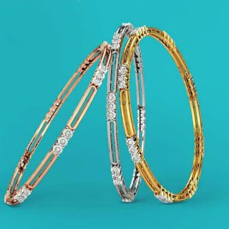 Joia Moissanite Bangle