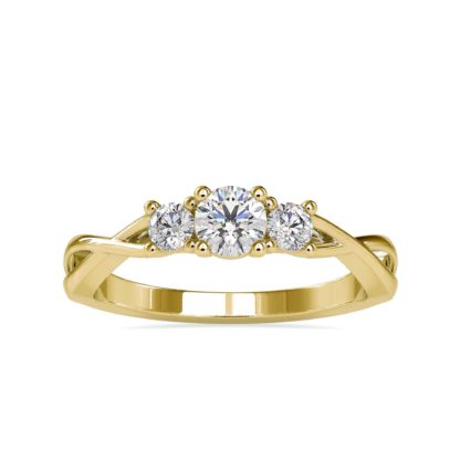 Lisa Solitaire Ring