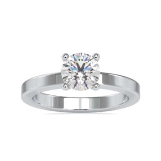 Lillian Solitaire Ring