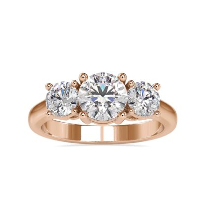 Tia Moissanite Ring