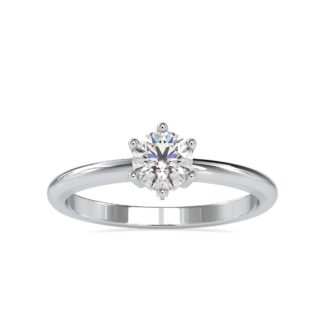 Paula Solitaire Ring