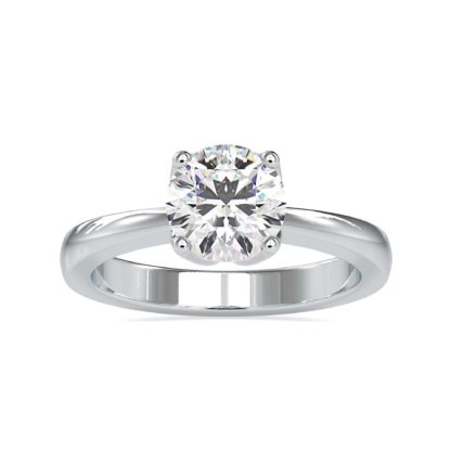 Alice Solitaire Ring