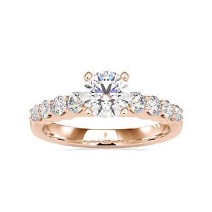 Aria Moissanite Ring
