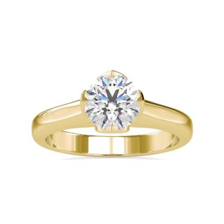 Alice Moissanite Ring