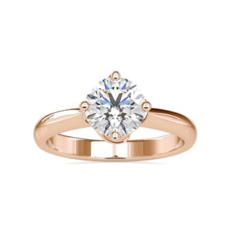 Khloe Solitaire Ring