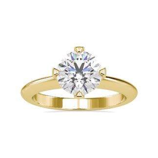 Remi Solitaire Ring