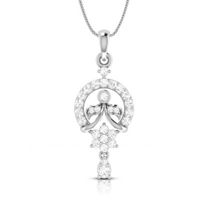 Cairo Lab Diamond Pendant