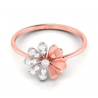 Pola Bloom Lab Diamond Ring