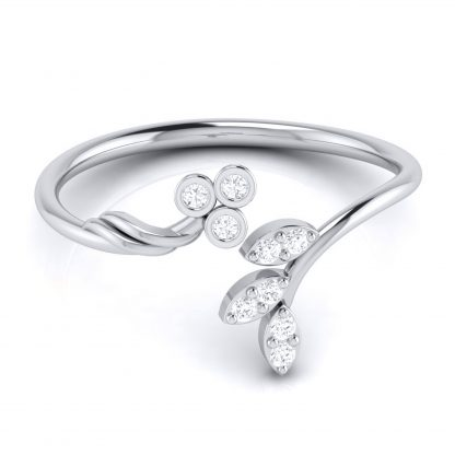 Blatt Lab Diamond Ring