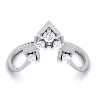 The Intent Cultured Diamond Ring