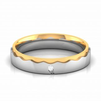 Simple Pool Band Ring