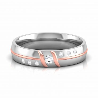 Ancien Lab Diamond Ring