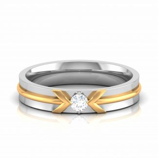 Alsaham Lab Diamond Ring